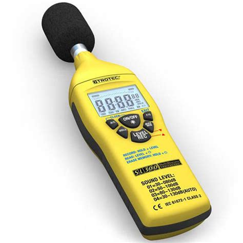 alat ukur kebisingan meter digital