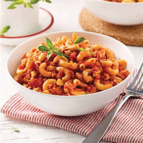 cuisine sans viande macaroni 224 la viande sans viande recettes cuisine et