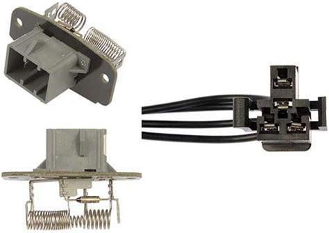 1999 ford ranger blower motor resistor pigtail 1983 1994 ford ranger blower motor resistor kit broncograveyard