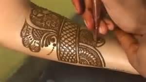 Bridal mehndi designs video dailymotion