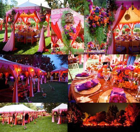 orange and purple bohemian wedding theme the becoming of mrs brady k