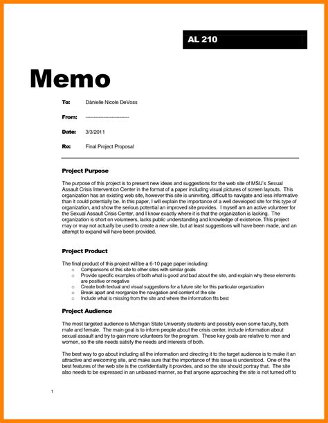 How To Write Business Letter And Memo 7 memo format sle protect letters