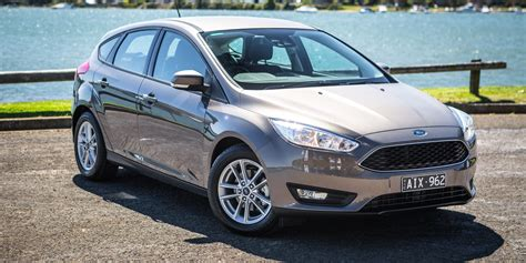 ford fucus 2017 ford focus trend review caradvice