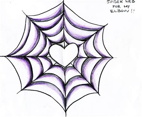 spider web tattoo designs elbow tattos josh the pattern is based in an design