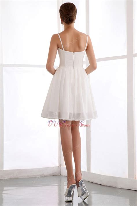ivory color dress spaghetti straps ivory chiffon sweet sixteen dress