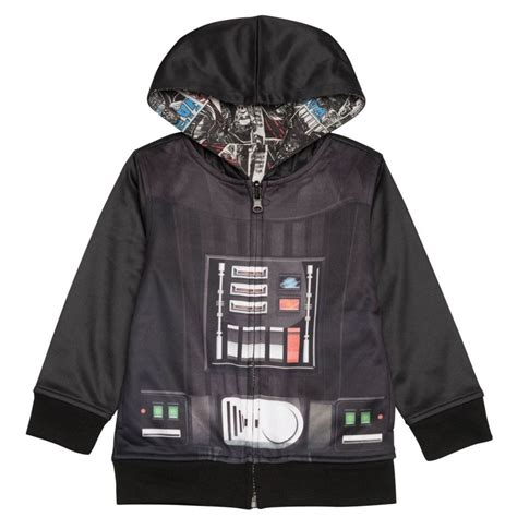 darth vader hoodie jacket