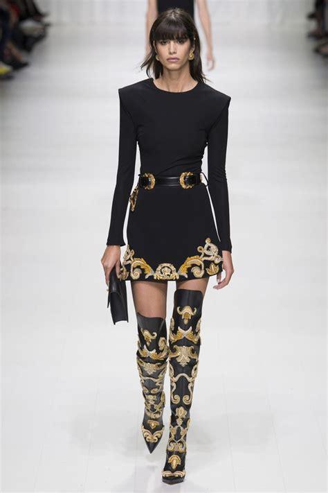 Fashion Koko Senshukei 18 H Bs4787 versace ss18 milan fashion week koko tv 5 koko tv