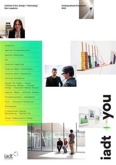 design management undergraduate iadt undergraduate prospectus 2016 by iadt issuu