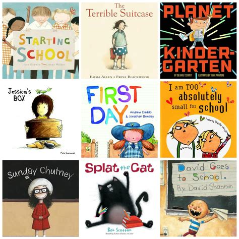 picture books about starting school 11 picture books about starting school oh creative day