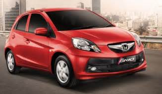 review honda brio indonesia honda brio 1 2l launched in indonesia expands lineup