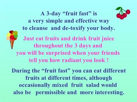 3 fruits a day 3 day fruit diet vegetables clipsnews