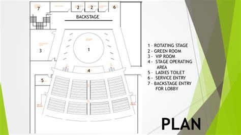 Floor Plans Blueprints by Vishnudas Bhave Auditorium Vashi Acoustics Auditorium