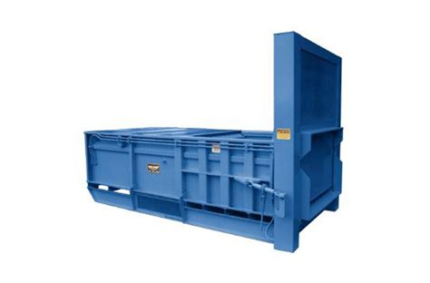 trash crusher pre crusher compactors northern california compactors inc