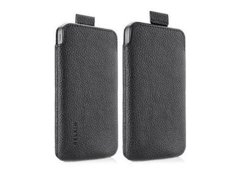 Iphone 4 4s Pull belkin verve pull sleeve iphone 4 4s hoesje