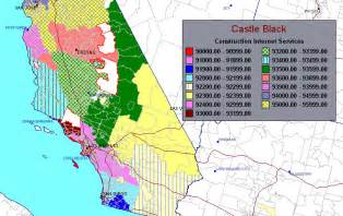 Southern California Zip Code Map by So Cal Zip Code