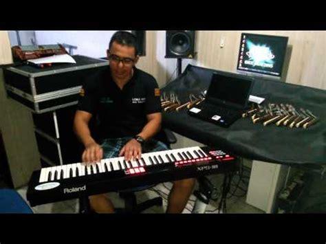 Keyboard Roland Xps 10 roland xps 10 syntezator demo doovi