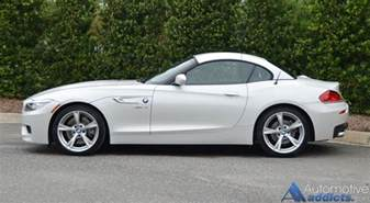 Bmw Z4 Coupe 2016 Bmw Z4 Sdrive28i Roadster Review Test Drive