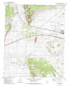 seligman west topographic map az usgs topo 35112c8