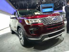 Ford And Ford Why The 2018 Ford Explorer Appeals To Both Baby Boomers