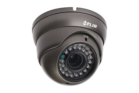 outside security flir dbv534tlw outside security 900 tvl w 110ft
