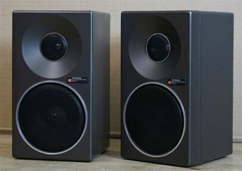 technics sb f1 bookshelf speakers review test price
