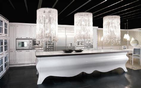 home interior design luxury black and white kitchen interior design
