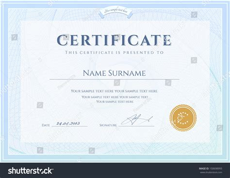 diploma design template certificate diploma completion design template background