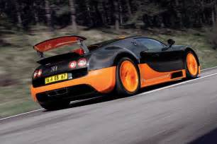 Bugatti Land Speed Record