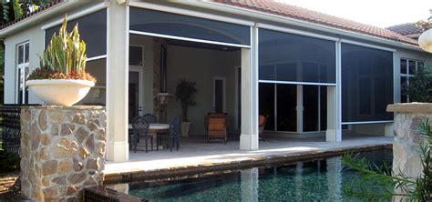 motorized patio screens liberty screens motorized power screens