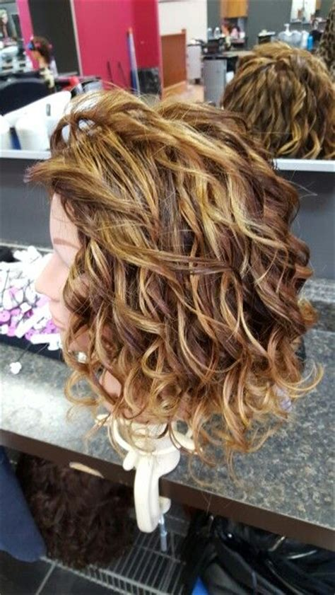 loose spiral perm medium length hair 90 best images about hair on pinterest met gala