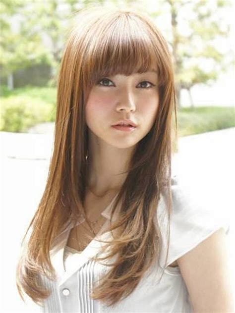 hairstyles for long hair japanese hairstyles for long hair asian best asian hairstyles