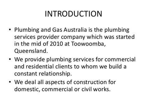plumbing and gas australia leader in the plumbing industry