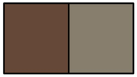 curan cat untuk membuat warna coklat contoh 2 kombinasi warna cat rumah minimalis kusnendar