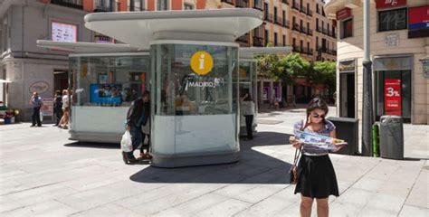 oficina informacion y turismo madrid madrid tourist information centres