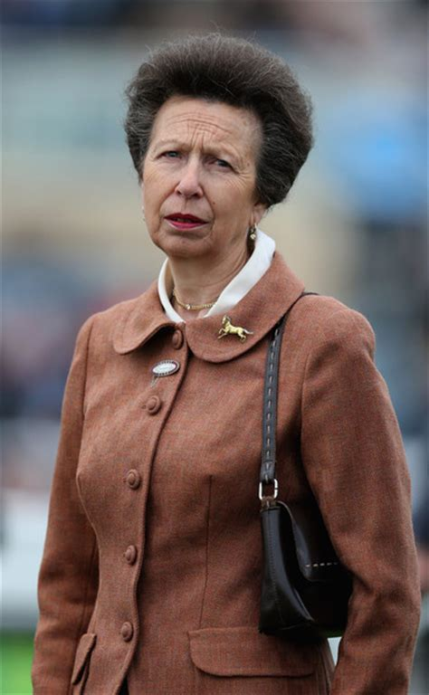 Princess Anne | princess anne photos photos doncaster races zimbio