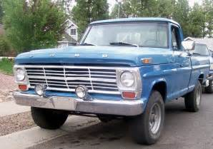 Ford F100 1969 1969 Ford F100