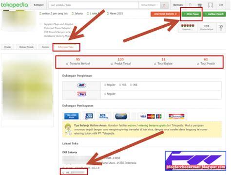 email cs tokopedia cara aman belanja membeli barang secara online di tokopedia