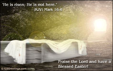 A Religious Easter Wish! Free Religious eCards, Greeting