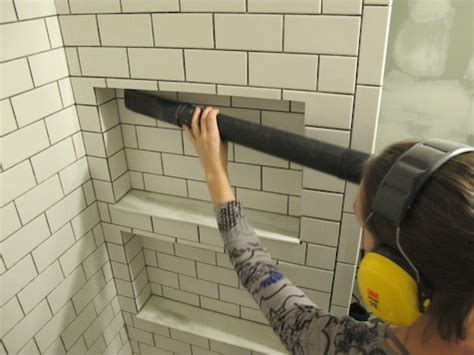 bathroom grouting tips emily winters bathroom renovation day 9 made remade