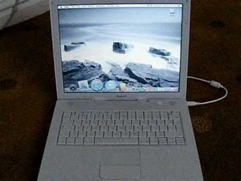 Laptop Apple Ibook G4 Baru ibook g4 1 4ghz