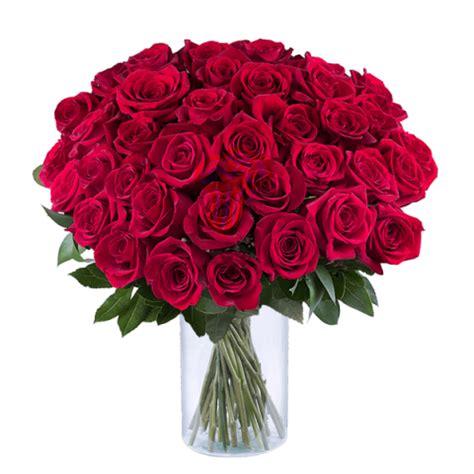 costo mazzo di fiori mazzo di 40 rosse a domicilio floraqueen