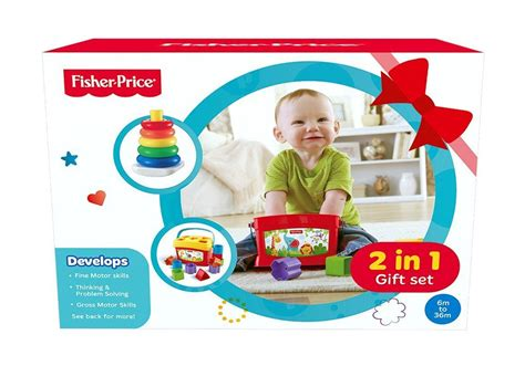 Fisher Price Baby Grooming Set Baby Gift Set Paket Peralatan Bayi buy fisher price baby gift pack 2 in 1 fbp4 in india kheliya toys