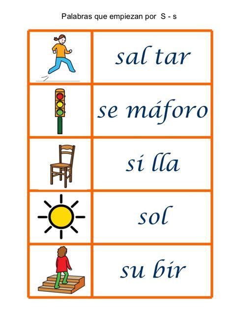 imagenes que empiecen con la letra s para colorear palabras que empiecen con s imagui