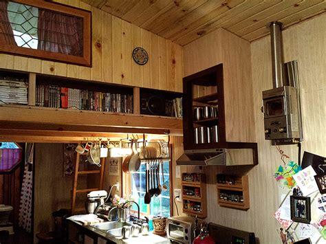tiny house storage solutions willamette farmhouse