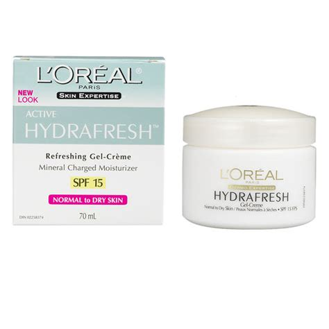 L Oreal Hydrafresh Moisturizer l oreal dermo expertise hydrafresh moisturizer for normal
