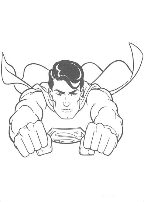 coloring book pages superman superman coloring pages coloring pages to print