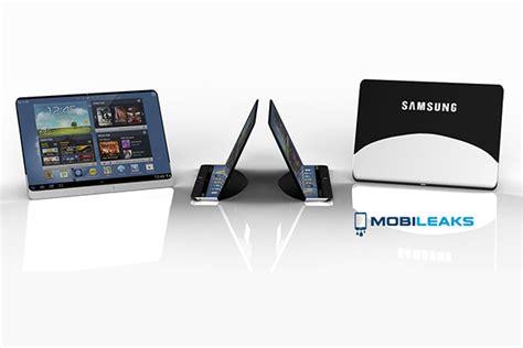 Tablet Samsung Baru tablet baru yang bisa dilipat dari samsung izzy portal