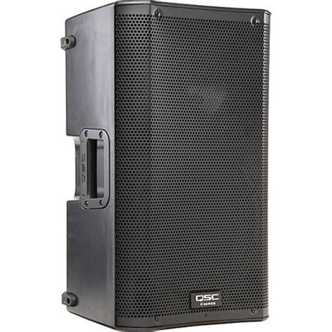 K Audio Speakers Sp4 by Qsc K10 10 Quot 2 Way 1000 Watt Powered Speaker K10 B H Photo