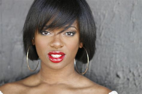 hairstyles for blow dried african american hair blow dry straight short hairdo for black women vissa studios