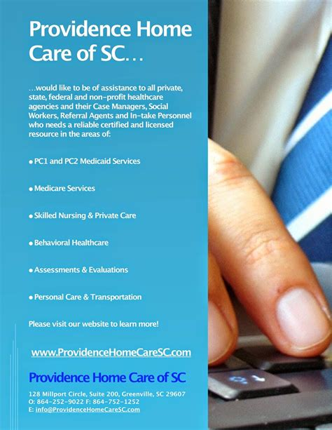 providence home care of sc